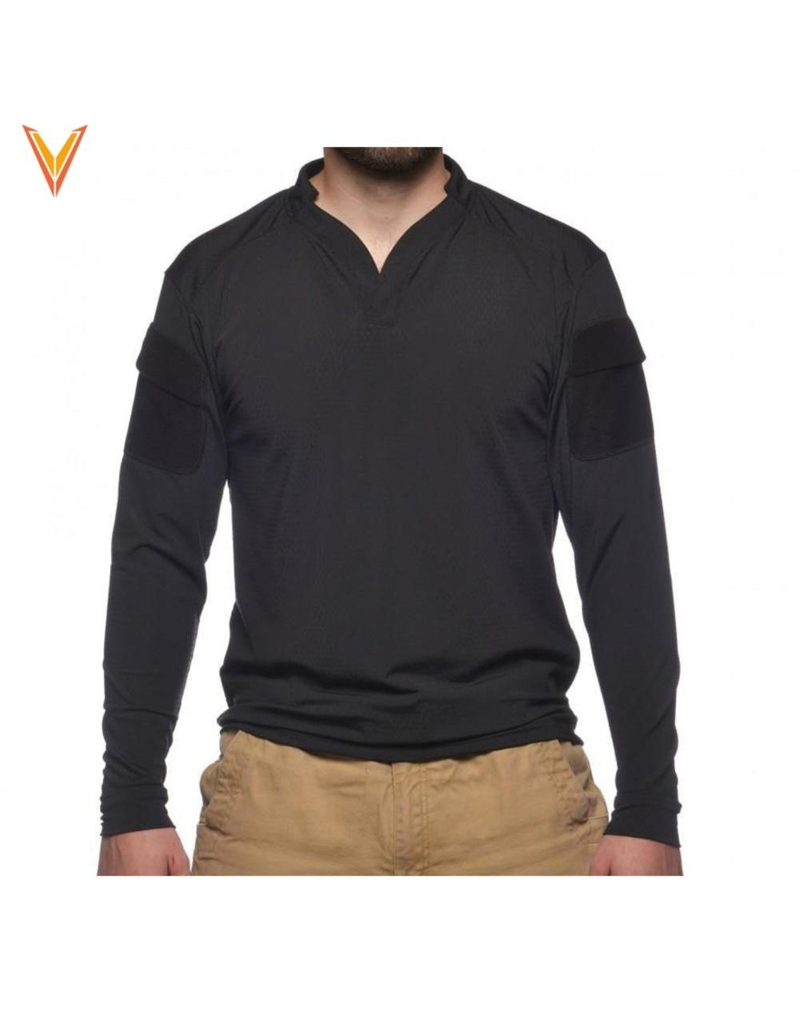 VELOCITY SYSTEMS VELOCITY SYSTEMS BOSS RUGBY LONG SLEEVE SHIRT