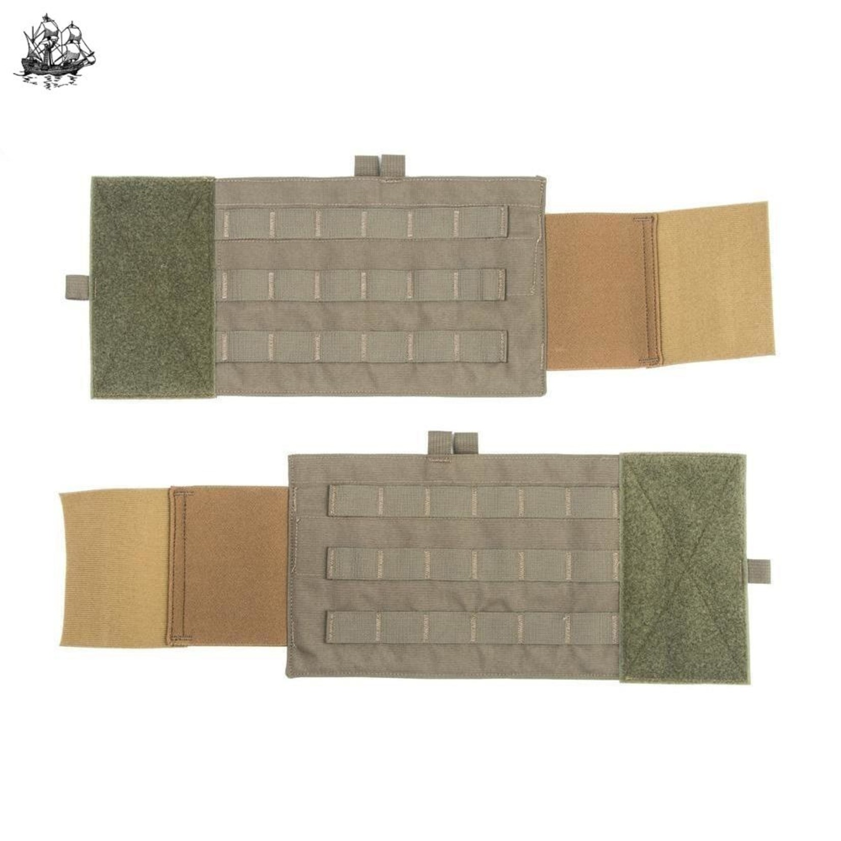 MAYFLOWER-RC STANDARD MOLLE, PLATE POCKET CUMMERBUND