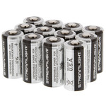 STREAMLIGHT CR123A 3V LITHIUM BATTERIES (12)