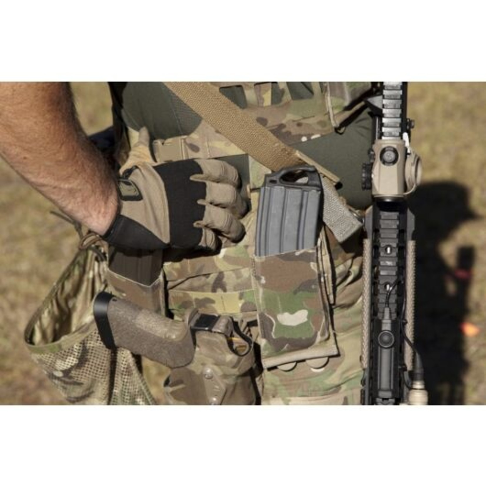 BLUE FORCE GEAR TEN-SPEED M4 MAG POUCH