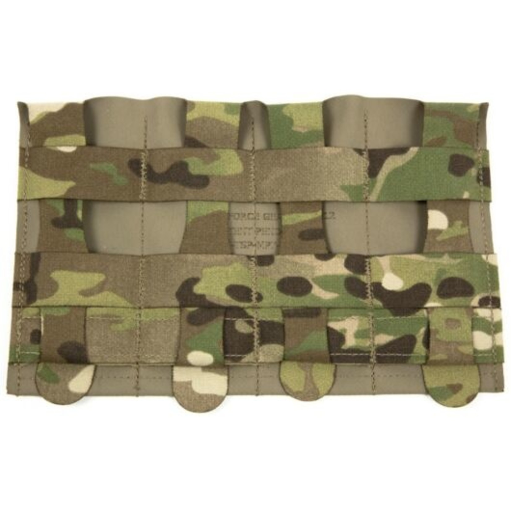 BLUE FORCE GEAR TEN-SPEED QUAD MP7 MAG POUCH