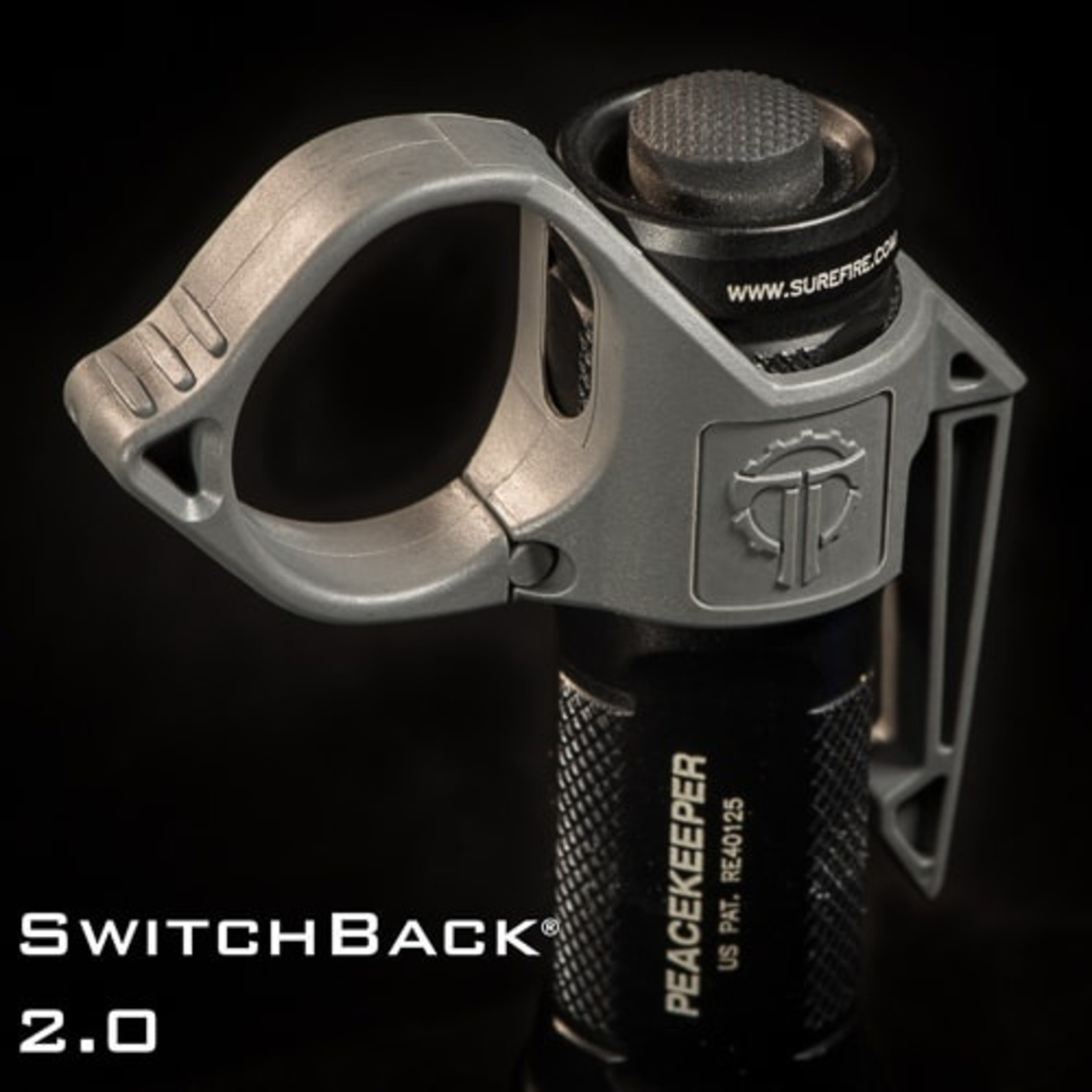 THYRM SWITCHBACK 2.0 LARGE FLASHLIGHT RING
