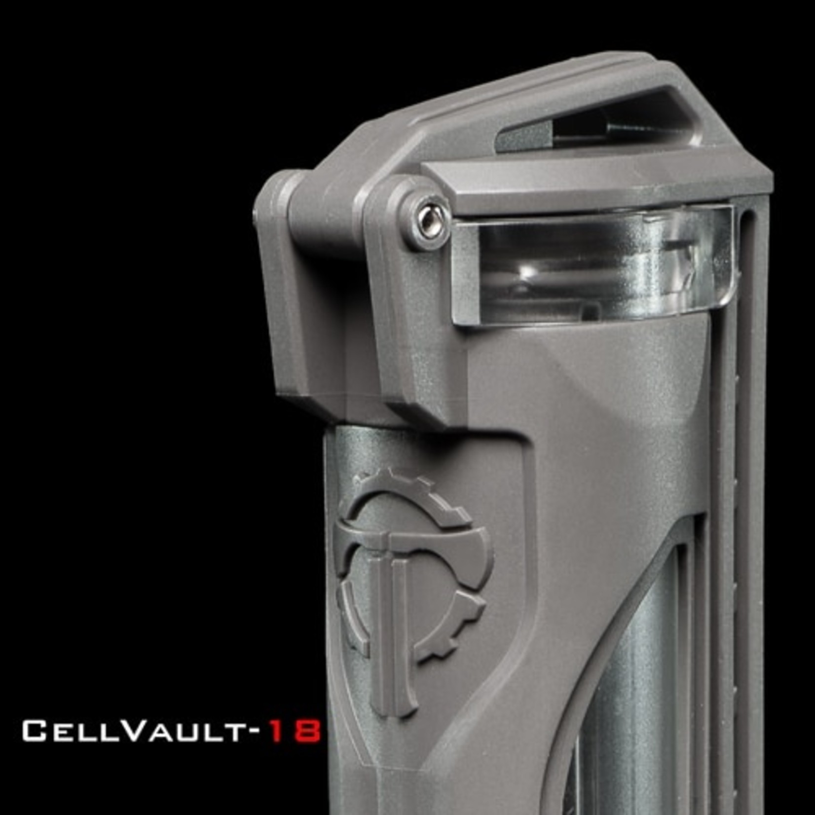 THYRM CELLVAULT-18 RECHARGEABLE BATTERY STORAGE