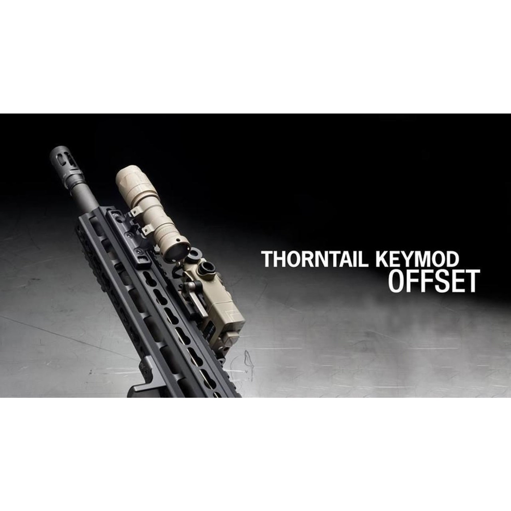 HALEY STRATEGIC PARTNERS THORNTAIL KEYMOD LIGHT MOUNT