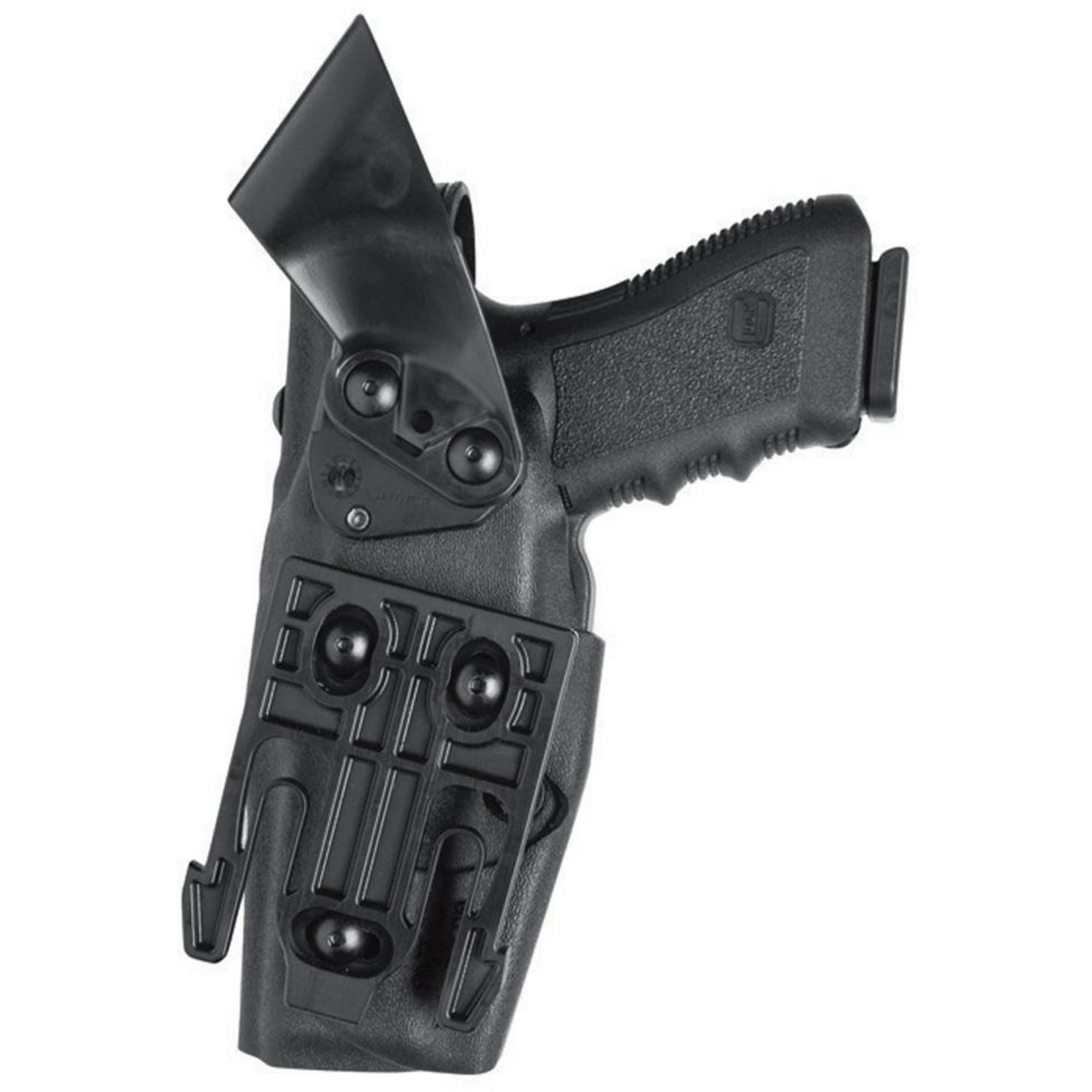 SAFARILAND MODEL 6004-19 QUICK LOCKING SYSTEM HOLSTER FORK (QLS 19)