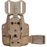 SAFARILAND SINGLE STRAP LEG SHROUD WITH DFA & QLS 22