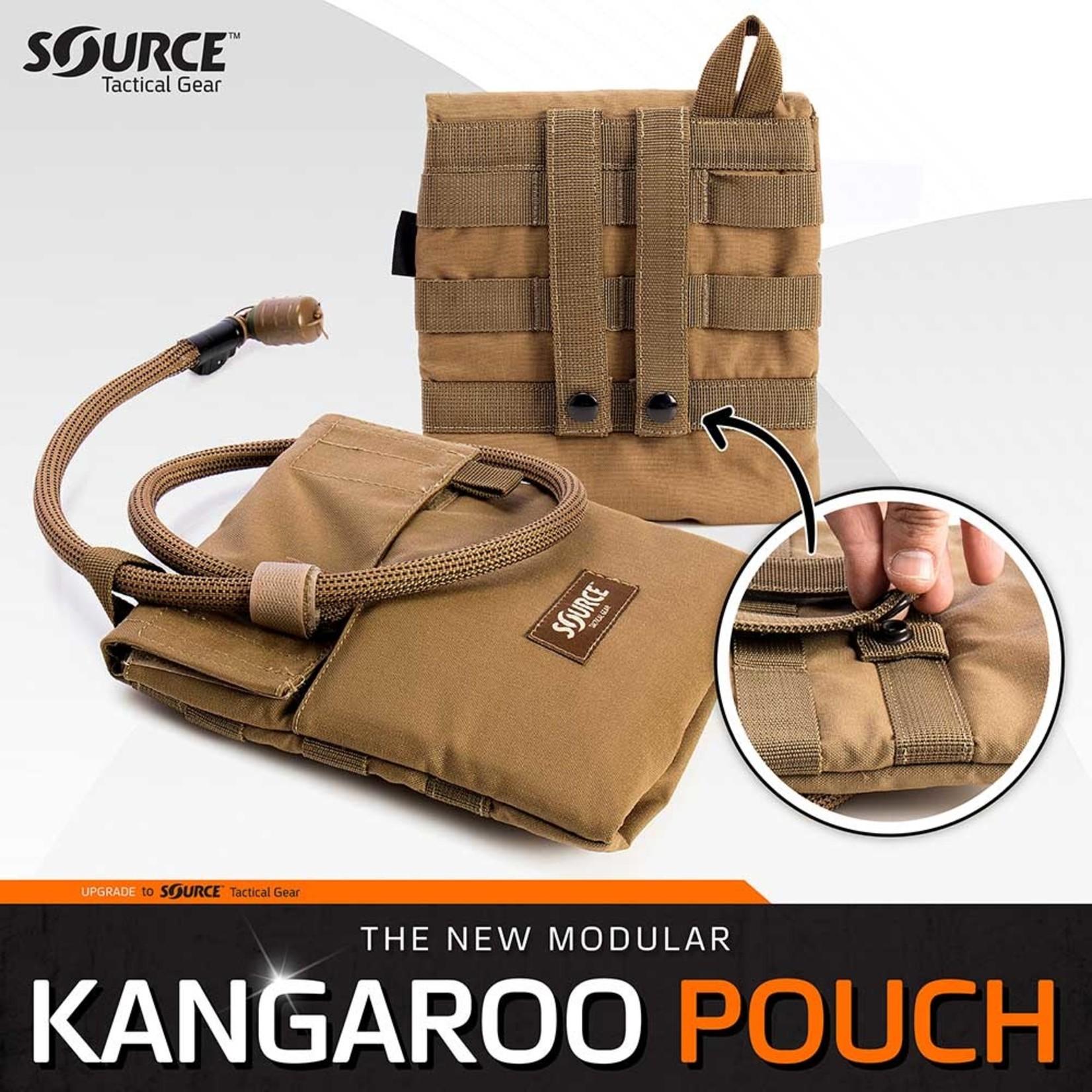SOURCE TACTICAL GEAR GEAR KANGAROO 1L POUCH KIT