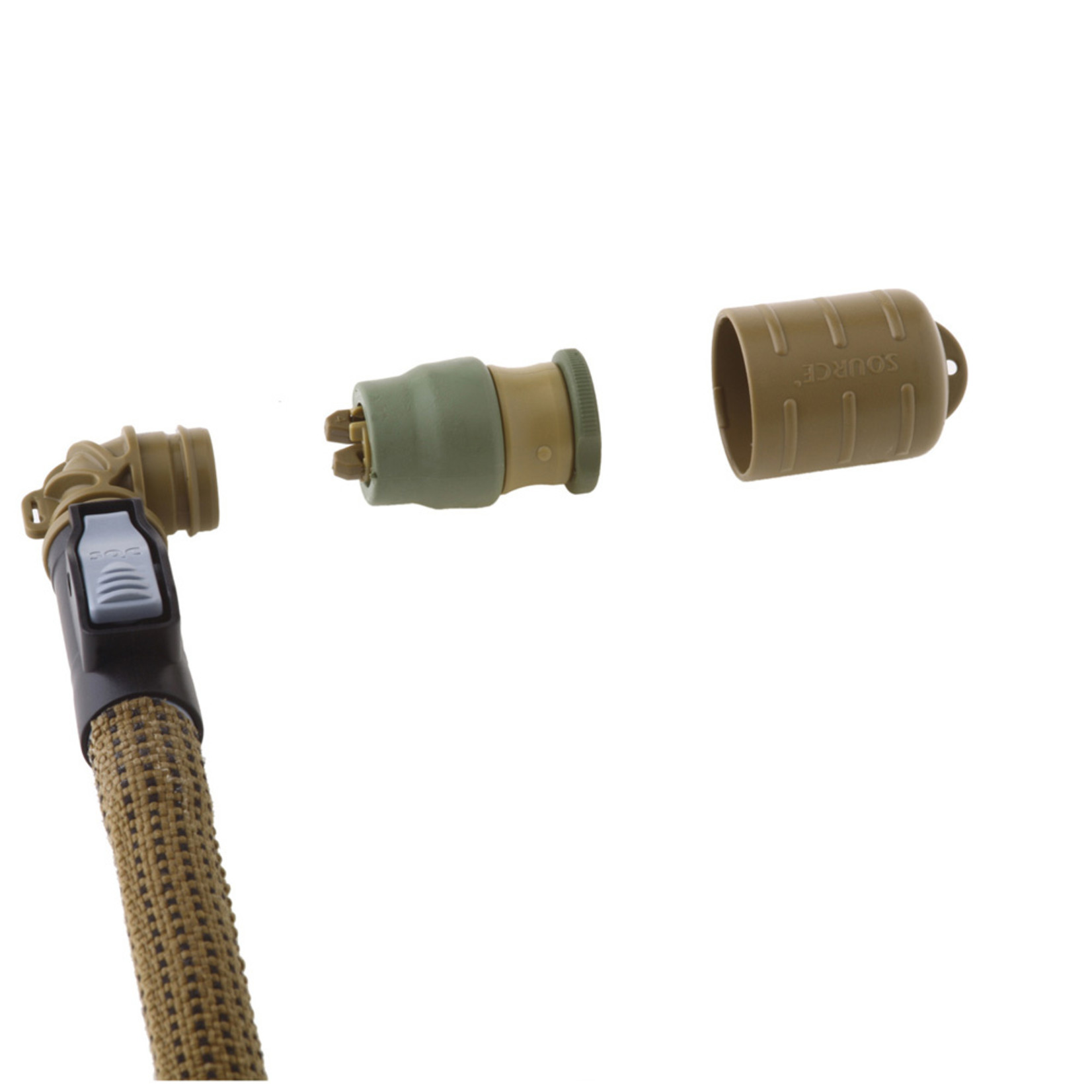 SOURCE TACTICAL GEAR STORM PUSH-PULL VALVE | HYDRATION BLADDER VALVE