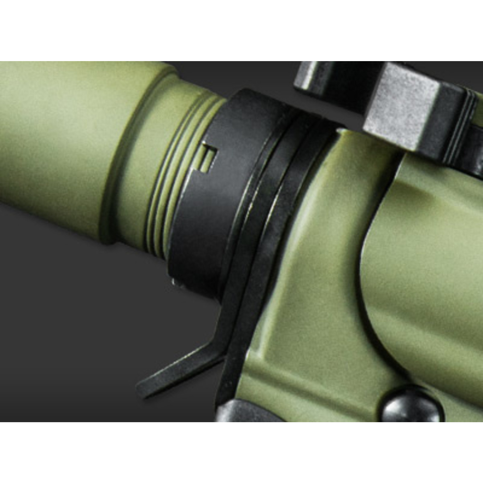 PHASE 5 WEAPON SYSTEMS REVOLVING SLING ATTACHMENT SOLUTION (REVO)