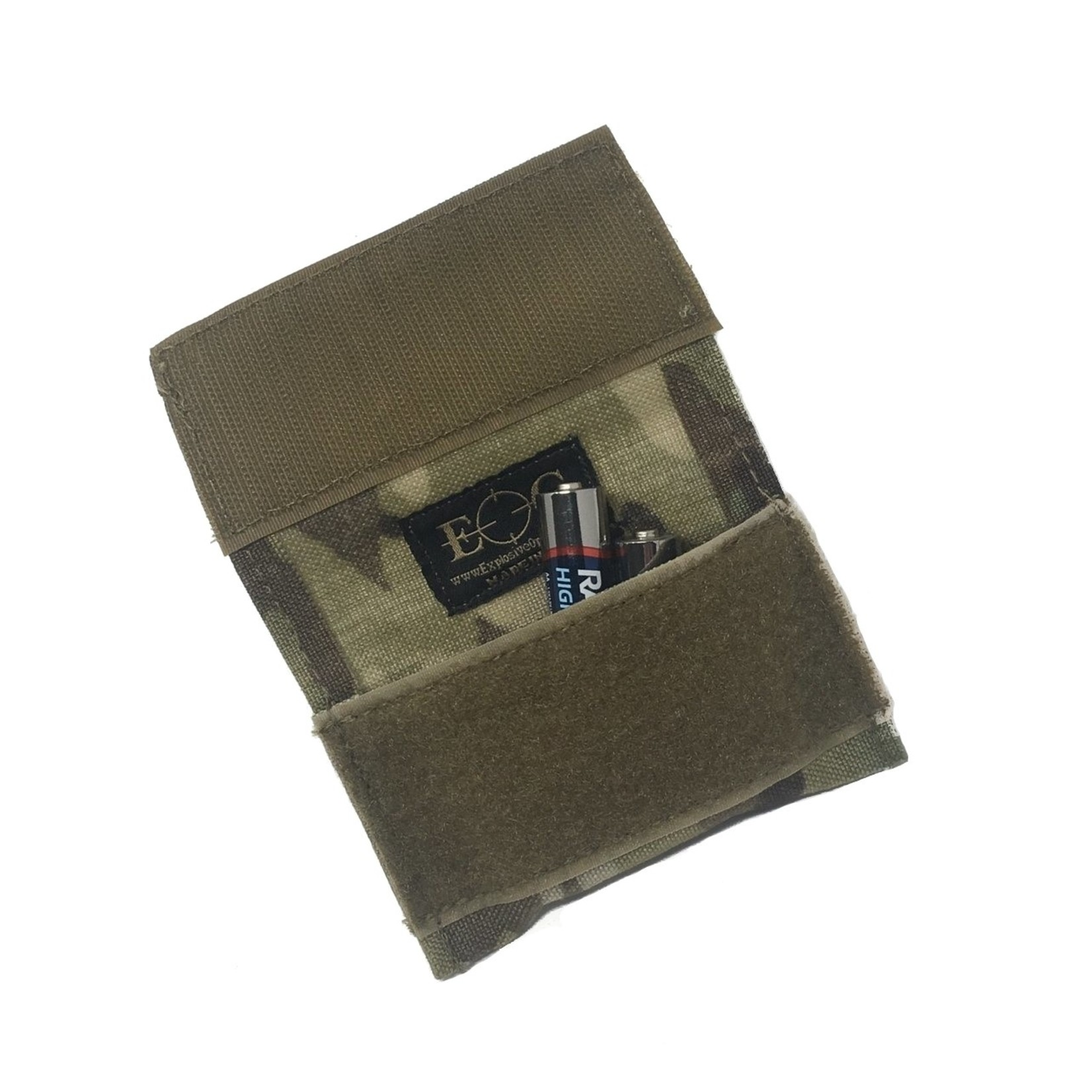 EXPLOSIVE OPS GEAR MINI ADMIN/BATTERY POUCH