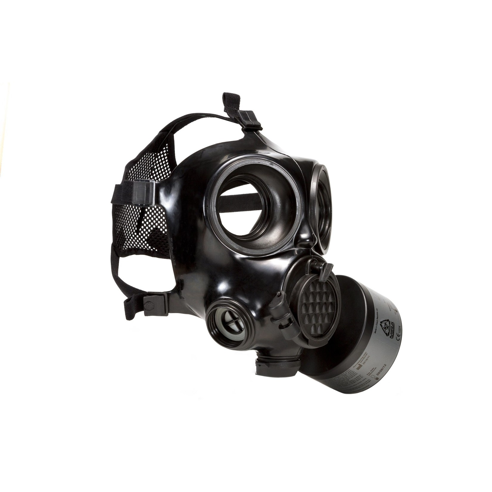MIRA SAFETY CM-7M MILITARY GAS MASK - CBRN PROTECTION