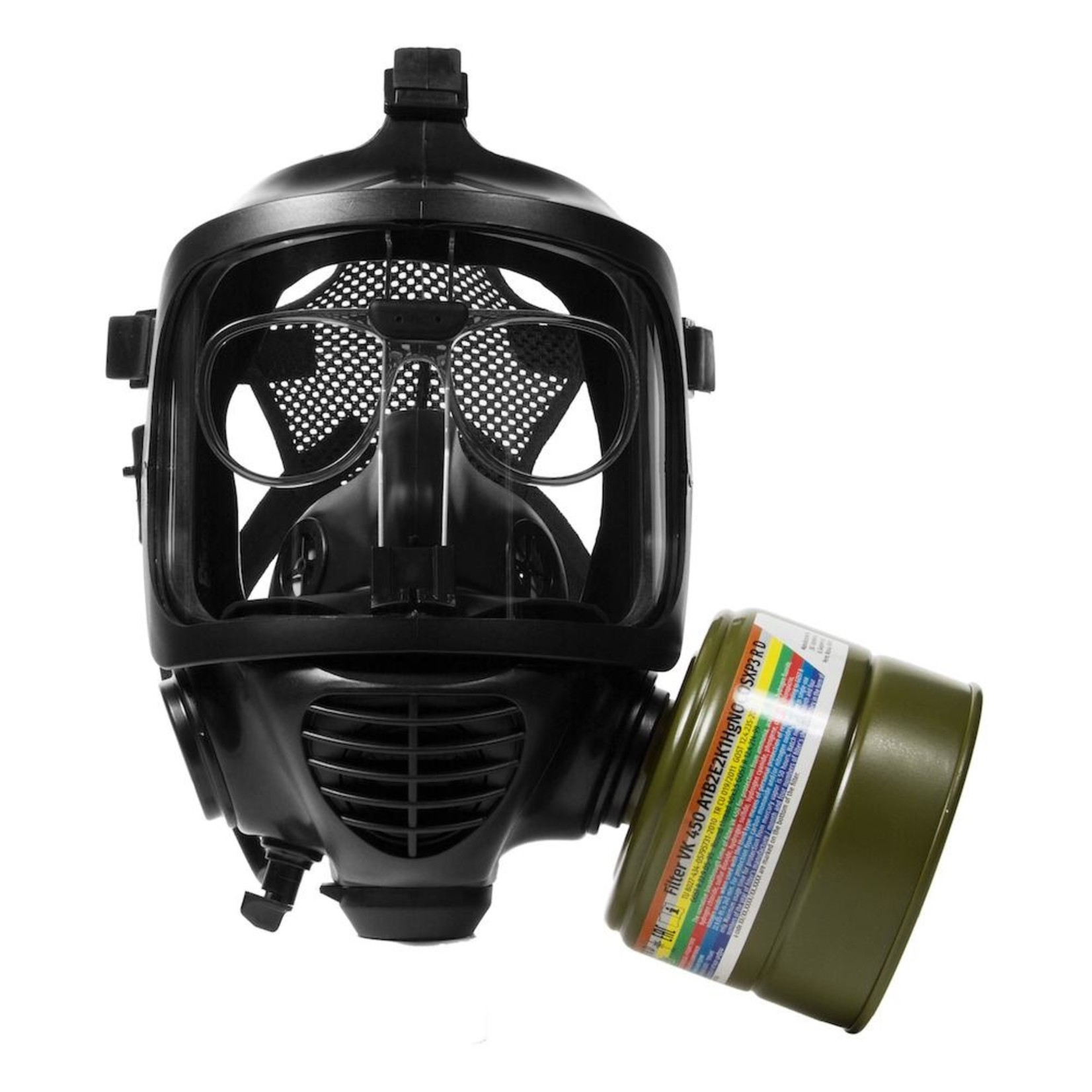 MIRA SAFETY VK-450 SMOKE / CARBON MONOXIDE FILTER CARTRIDGE