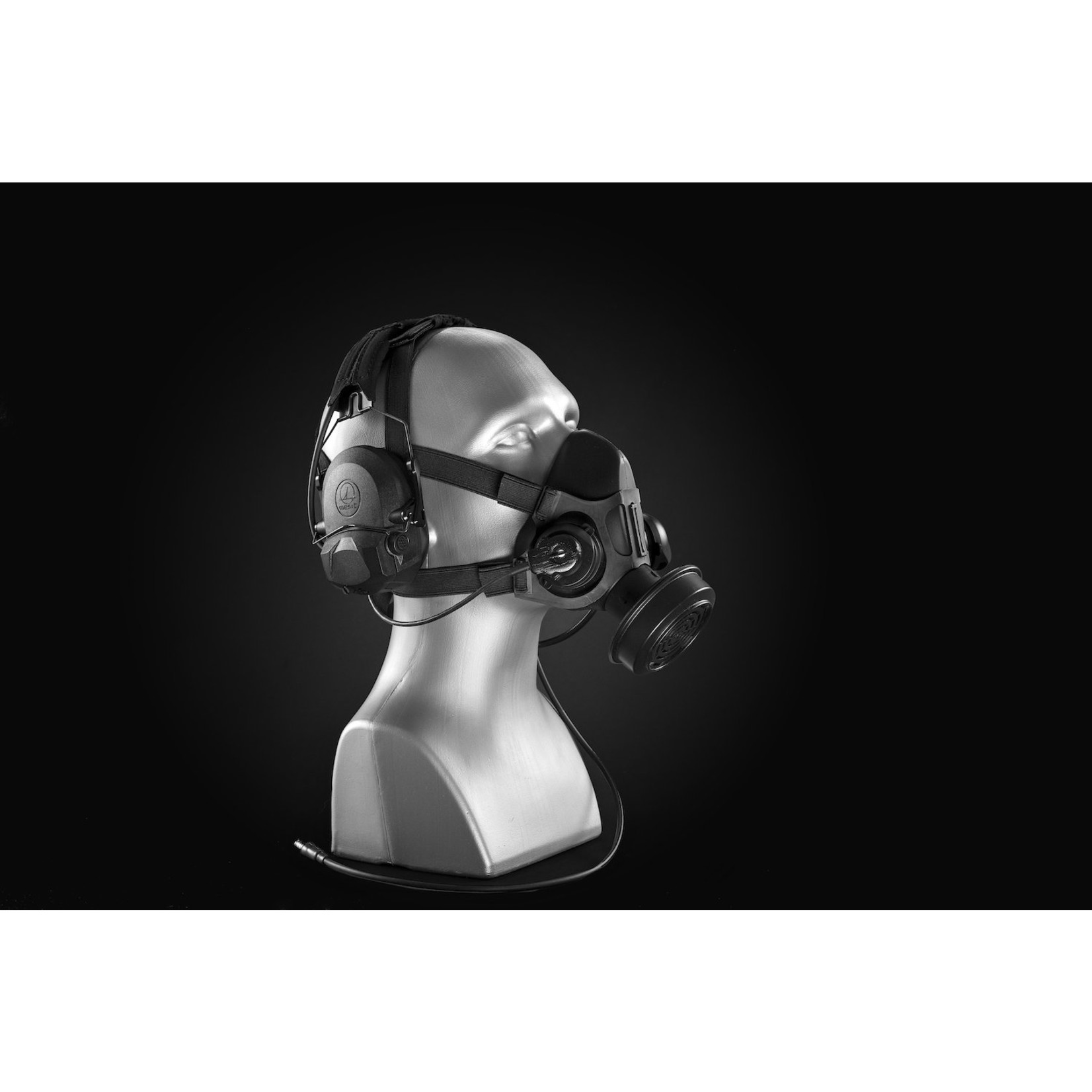 MIRA SAFETY TACTICAL AIR-PURIFYING RESPIRATOR MASK (TAPR)