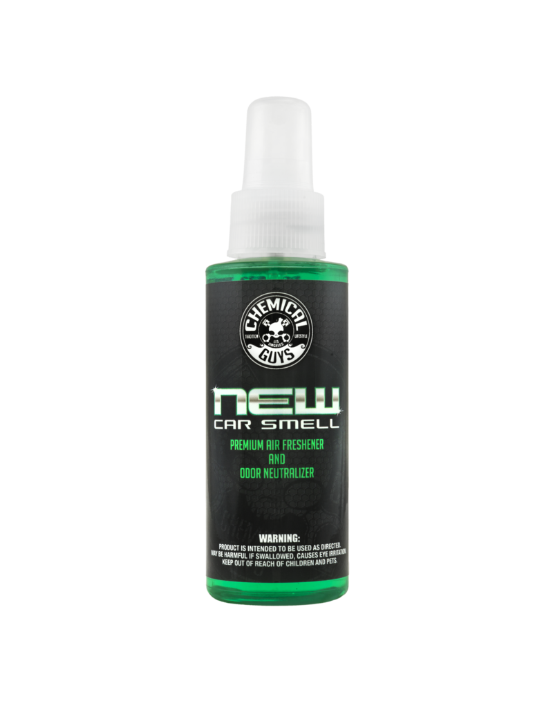 Chemical Guys AIR_101_04 New Car Smell Premium Air Fragrance & Freshener (4 oz)