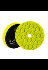 "Hex-Logic BUFX111HEX6 Hex-Logic Quantum Buffing Pad -Yellow 6.5"""