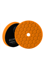 Hex-Logic BUFX112HEX6 Hex-Logic Quantum Buffing Pad -Orange -6.5""