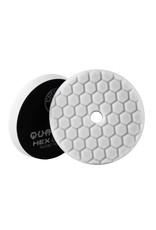 "Hex-Logic BUFX114HEX6 Hex-Logic Quantum Buffing Pad -White -6.5"""