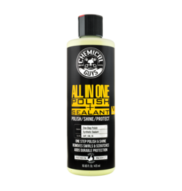 Chemical Guys GAP_106_16 V4 Extreme All-In-1 Polish, Shine & Sealant(New Yellow Color) (16 oz.)