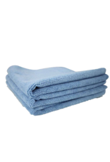 "Chemical Guys MIC30103 Chubby Supra Microfiber Towels, 16.5"" X 16.5"" (3 Pack)"