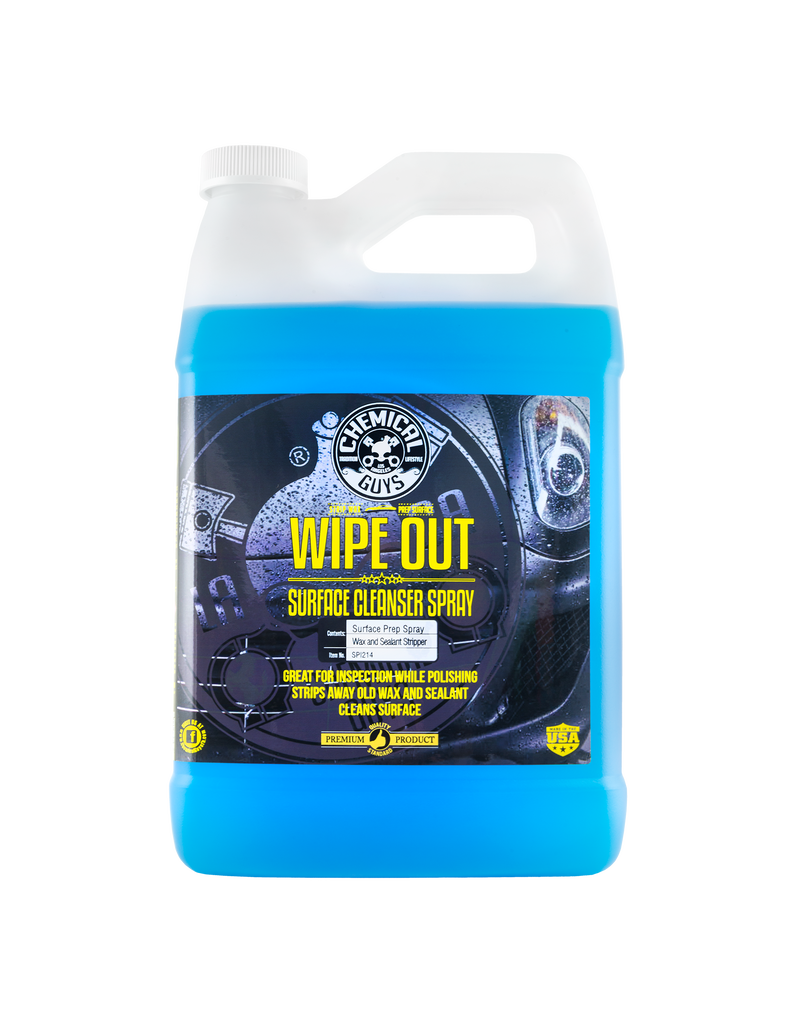 Chemical Guys SPI214 Wipe Out Surface Cleanser Spray (1 Gal)
