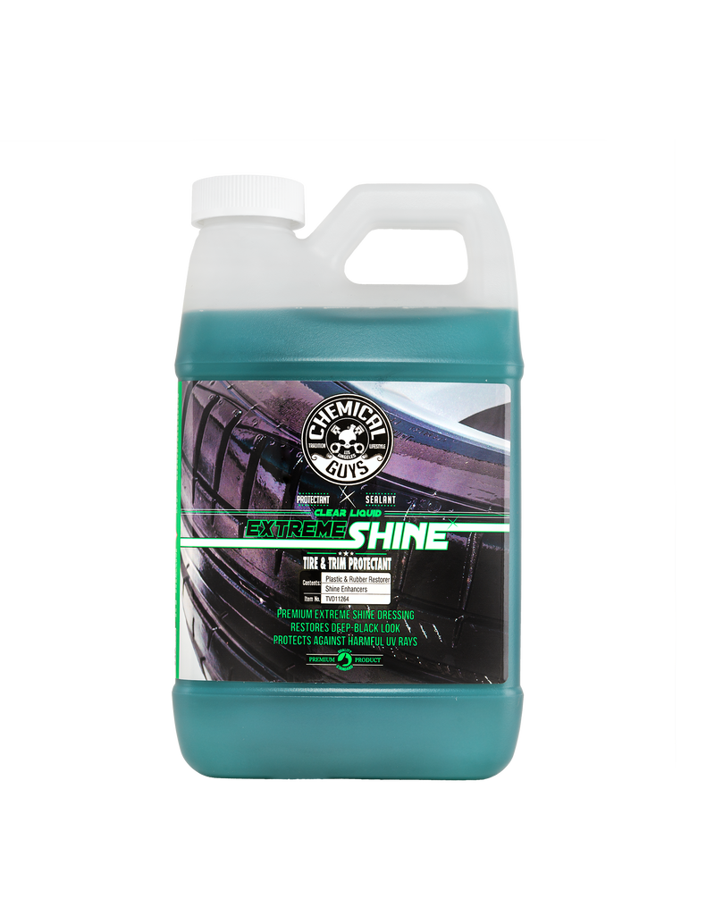 Chemical Guys TVD11264 Clear Liquid Extreme Shine Sprayable Dressing (64 oz)