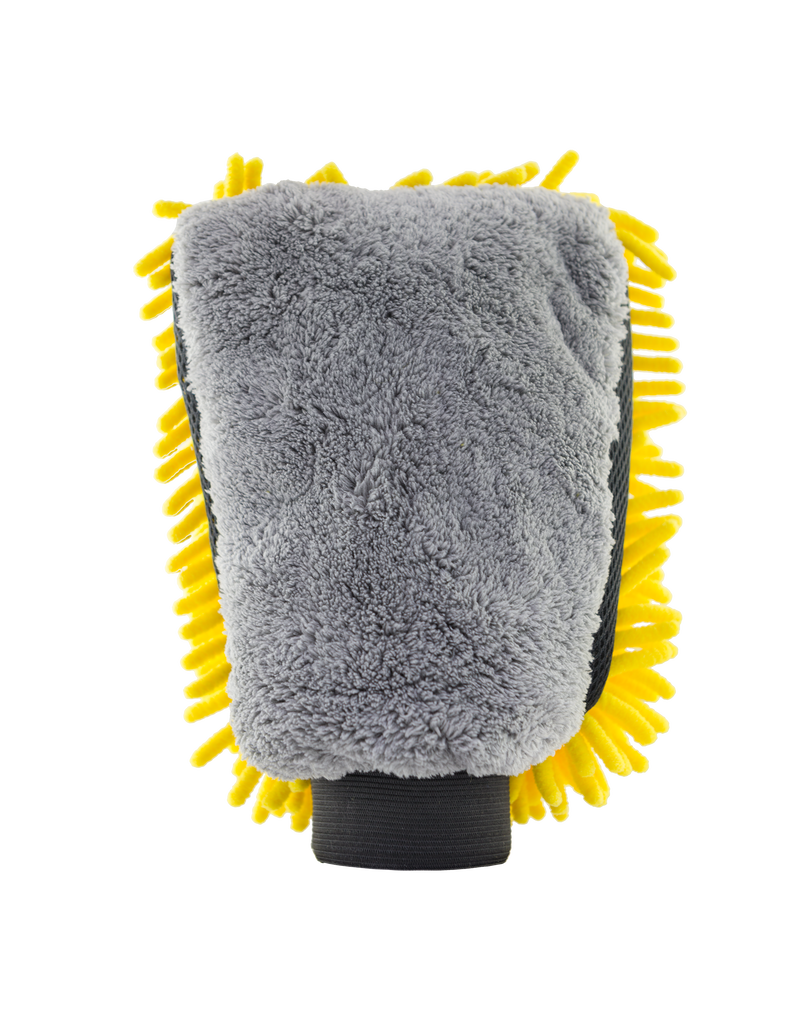 Chemical Guys Three-Way Premium Microfiber Wash Mitt