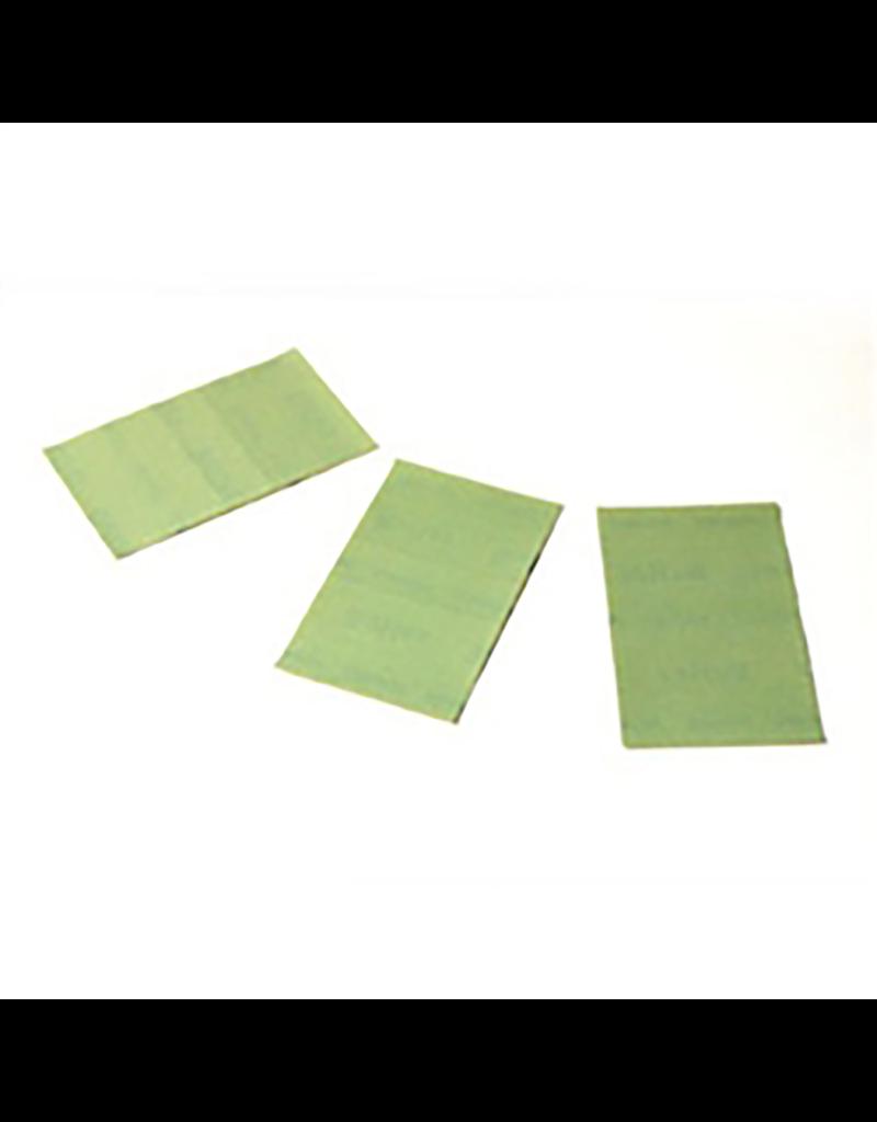 Chemical Guys FLEX_SHEETS_L_3 Light-Cut 2500 Grit Latex Self Adhesive Sanding Sheets (3 Sheets)