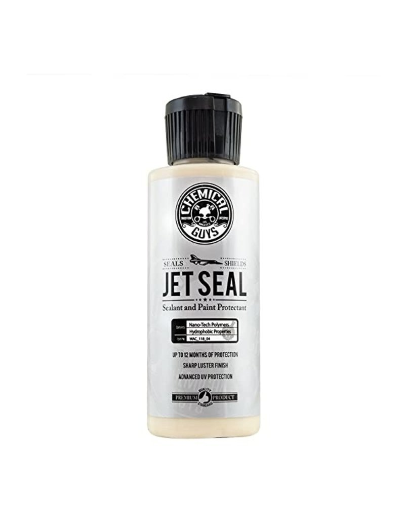 Chemical Guys WAC_118_04 Jet Seal - Protection Beyond Need, Shine Beyond Reason (4 oz.)