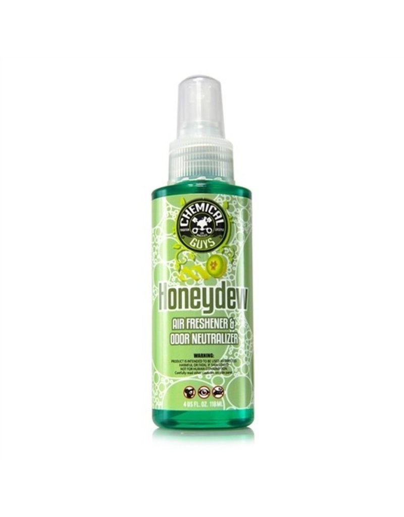 Chemical Guys AIR_220_04 Honeydew Cantaloupe Premium Air Fragrance & Freshener (4 oz)