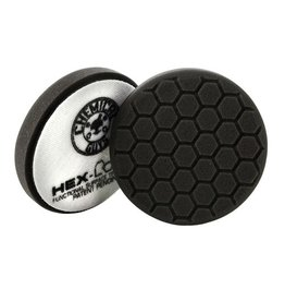 "Hex-Logic BUFX_106HEX5 5.5"" Hex-Logic Premium Soft -Black Finishing Pad (5.5""Inch)"