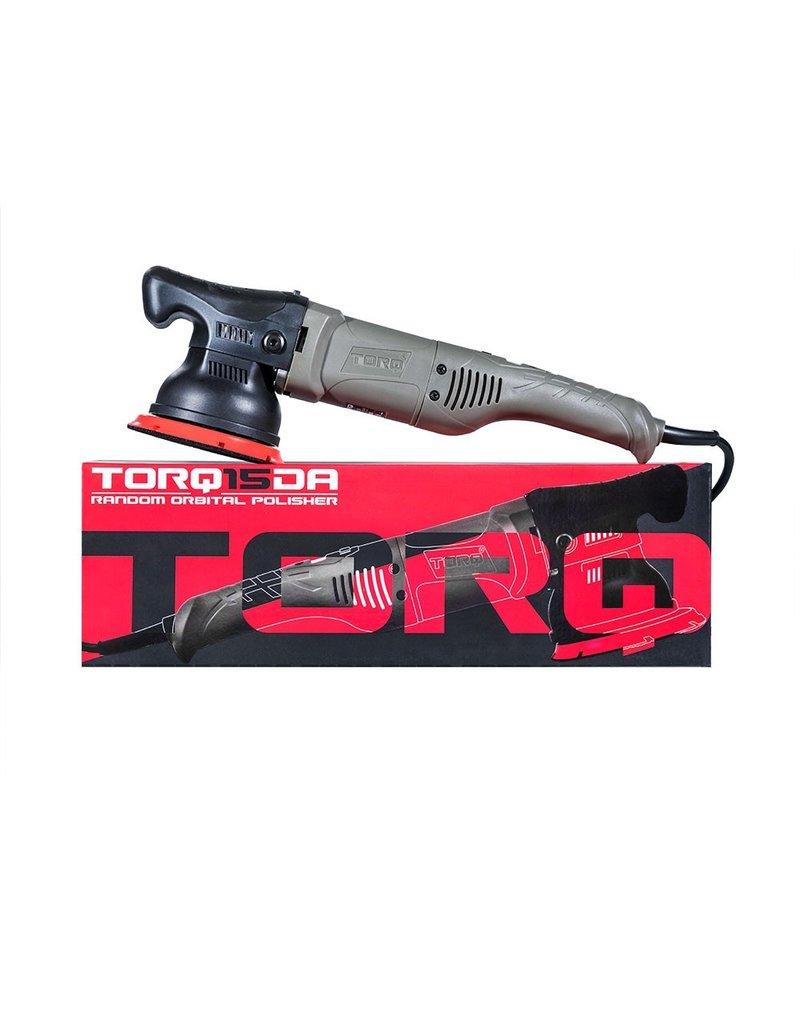 TORQ Tool Company BUF505 TORQ15DA 15mm Long-Throw Random Orbital Polisher