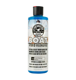 Chemical Guys MBW10016 Boat Wash And Wax (16oz)