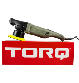 "TORQ Tool Company BUF_501 TORQ10FX - TORQ Polishing Machines - 120V/60Hz With TORQ 5"" Backing Plate"