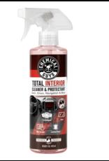 Chemical Guys SPI22516 - Total Interior Cleaner & Protectant, Black Cherry Scent (16 oz)