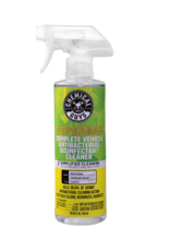 Chemical Guys CLN10116 - HyperBan Complete Vehicle Antibacterial Disinfectant Cleaner (16 oz)