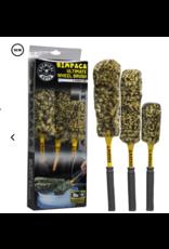 Chemical Guys ACC617 - Rimpaca Ultimate Wheel Brush Set (3 Pcs)