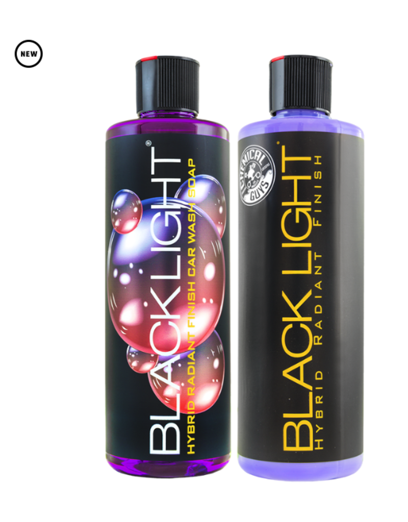 Chemical Guys The Black Light Bundle