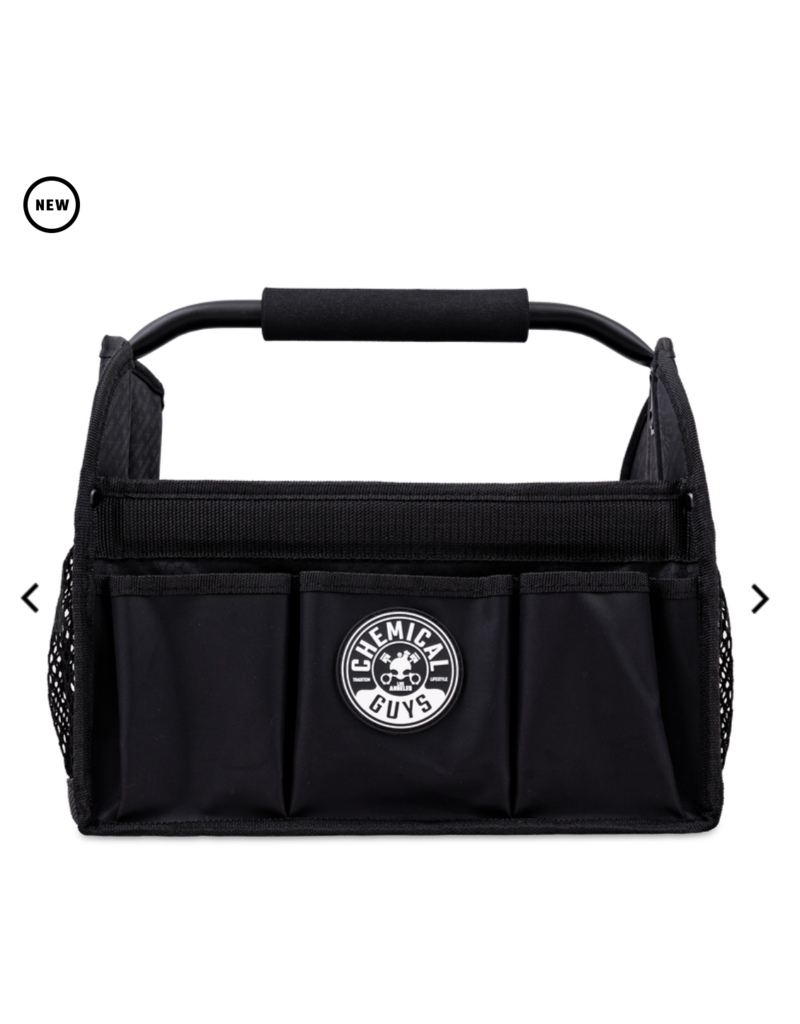 Chemical Guys ACC623 - Chemical Guys Collapsible Detailing Caddy