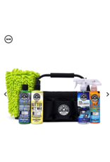 Chemical Guys QUICK LOAD CADDY DETAILING ESSENTIALS WASH & PROTECT KIT
