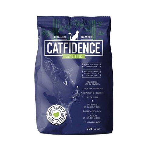 Catfidence Arena Orgánica de Bambú 9.2 kg / 7lb