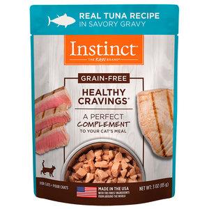 Instinct Feline Sobre Healthy Cravings De Atún