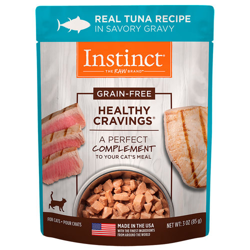 Instinct Feline Sobre Healthy Cravings De Atún 85 g (3 oz)
