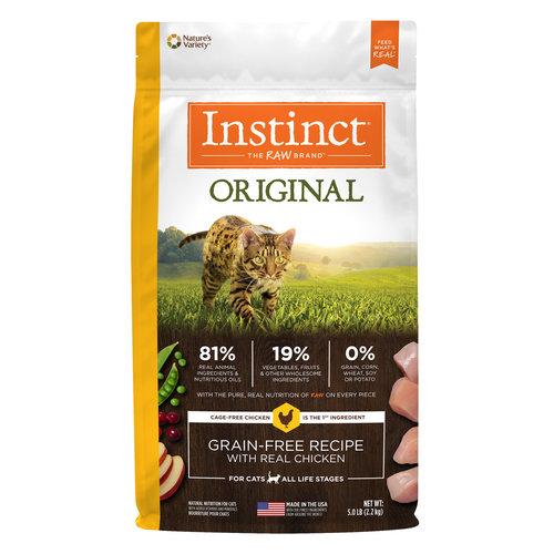 Instinct Feline Pollo