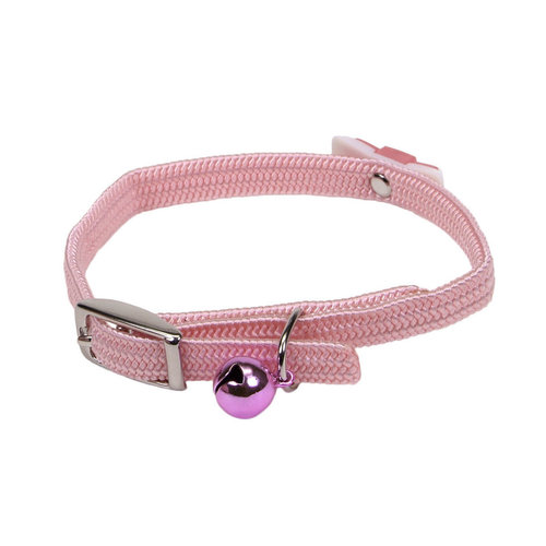 Coastal Collar Li'l Pals® Elasticized Safety Collar w/ Jeweled Bow
