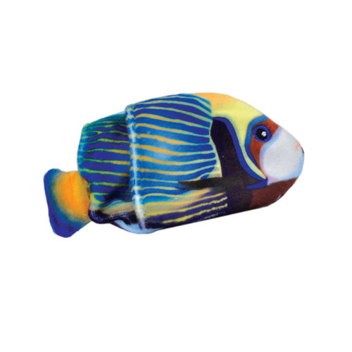 Coastal Juguete Turbo® Blue Fish Catnip Bag