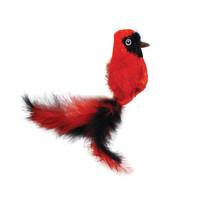 Juguete Turbo® Red Bird Catnip Bag