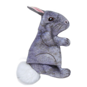 Coastal Juguete Turbo® Rabbit Catnip Bag