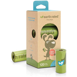 Earth Rated Caja Con 8 Rollos Earth Rated
