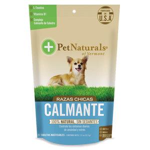 Pet Naturals Calmantes Para Perros Chicos