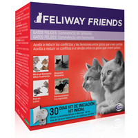 Feliway Friends Difusor + Recarga 48 ml